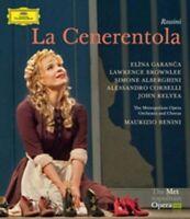 La Cenerentola : Metropolitan Opéra Benini Blu-Ray Tout Régions