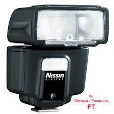 NISSIN Digital i40 Blitz  für  Olympus / Panasonic FT !!! - * Fotofachhändler *