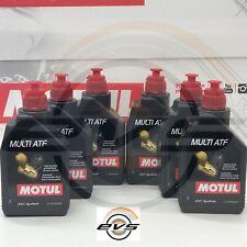 Olio Cambio Automatico e Differenziale MOTUL MULTI ATF 100% Sintetico 6 Litri