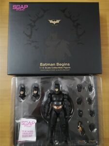 1/12 Scale Batman Begins The Dark Knight Collectible Action Figure Toy In Stock