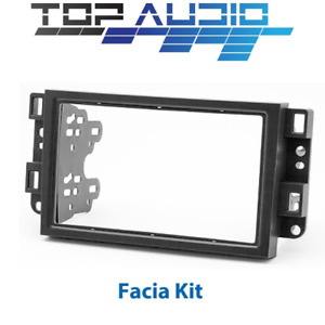 Holden Barina TK CG EP car radio Double 2 Din  fascia dash panel facia