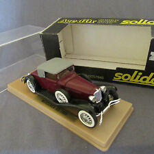 706D Solido 1:43 Accordo L-29 Coupé 1929