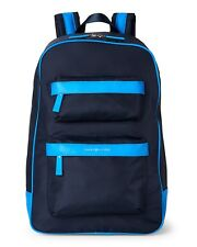 New TOMMY HILFIGER Dome Nylon Backpack Laptop Sleeve Bookbag Rucksack
