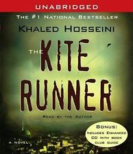 The Kite Runner by Khaled Hosseini 11 CD Audiobook Unabridged 12 Hrs Audio Book