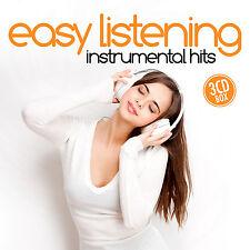 CD Easy Listening Instrumental Golpes de Varios Artistas 3CDs