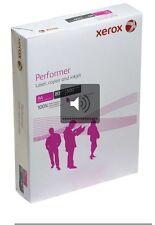 XEROX esecutore A4 COPIATRICE STAMPANTE Libro Bianco 80 gr / M2 1000 fogli / 2 mole