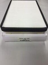 New OE Style Ford Mazda Mercury Cabin Air Filter 0000-8M-G01 CF1036 USA SHIPPER