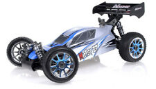 1/8th 2.4Ghz Exceed RC MadFire Electric Brushless Racing BUGGY Alpha Blue RTR