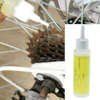 Bike Bicycle Chain Special Lube Lubricating Oil Cycling Lubr Cleaner W 50ml X3X6