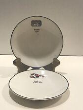 Two New KATE SPADE NEW YORK LENOX Concord Square Cause A Stir Tidbit Plates