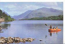 Wales Postcard - Looking Across Llyn Padarn to Snowdon - Gwynedd    AB2524