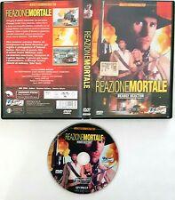 Reazione Mortale Deadly Reactor Dvd Uomini Contro