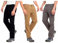 Men's Eddie Bauer Fleece Pants Lined Water Resistant Stretch Stretch Outdoor