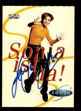 Sonja Zietlow   RTL  TV  Autogrammkarte original signiert  276886