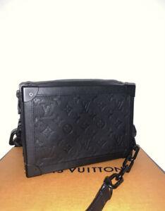 Louis Vuitton Soft Trunk M55700 Taurillon Monogram