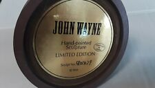 New ListingFranklin Mint Limited Edition John Wayne figurine dome Sculpture Collection