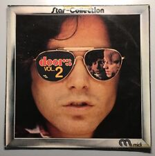 Ref1554 Vinyle 33 Tours The Doors Volume 2 Hello I Love You
