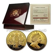 Isle of Man 2003 400 Years Elizabeth I Golden Age 1 Kilo Gold Proof Box COA 1453