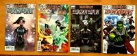 WAR OF REALMS NEW AGENTS OF ATLAS  1,2,3,4 1st Print, 2nd Print Marvel  NM/NM+
