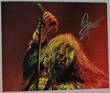 New ListingRob Zombie - Hand Signed 8x10 - Autographed Photo - Hologram coa