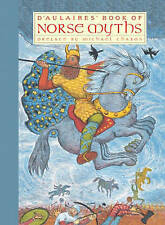 D'Aulaires' Book of Norse Myths by Ingri D'Aulaire, Edgar D'Aulaire (Paperback, 2005)