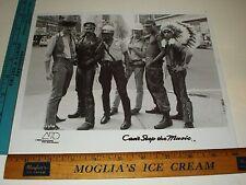 Rare Original VTG Village People Can't Stop the Music Doug McClelland Photo