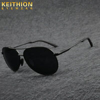 Polarized Sunglasses Mens Retro Metal Outdoor Drving Eyewear Spring legs Glasses