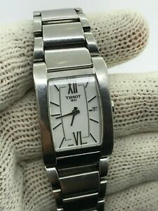 TISSOT T105309A GENEROSI QUARTZ STAINLESS STEEL MENS SWISS MADE