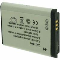 Batterie Appareil Photo pour SAMSUNG SLB-1137D - capacité: 1100 mAh