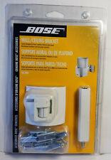 Bose UB-20W Wall / Ceiling Speaker Mounting Bracket White Single BRAND NEW!!!