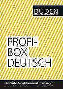 Duden Profibox Deutsch (2016, Taschenbuch)