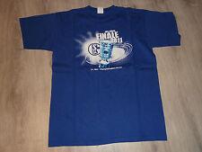 T-Shirt Gr. S (Unisex) von Schalke 04 - Pokalfinale 2011