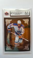 Wayne Gretzky 2008-09 Artifacts Silver 9/100 Card KSA Graded 8.5!!