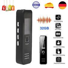 M3 Mini USB 8GB SPY Anhänger Audio Voice Recorder Miniatur Diktiergerät Player