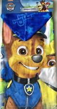 PAW Patrol Kids 120x60cm Official licensed Hooded Bath Towel 100% Cotton New