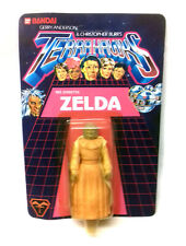 "Cult TV 80s Gerry Anderson TERRAHAWKS Villain ZELDA 4"" toy figure MOC SEALED"