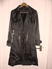 Gianini Stylish Black Coat Size UK 8-10 EU 36