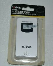 Taylor 3 Channel Deluxe Remote Sensor