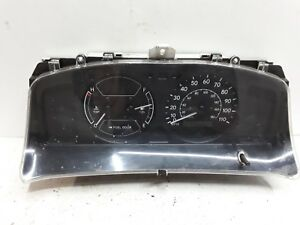 98 99 00 01 02 Chevrolet Prizm mph speedometer without tachometer 83800-01020-00