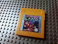 Nintendo Gameboy Spiel Modul Donkey Kong Land Leichte Gebrauchsspuren EUR G144