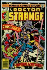 Marvel Comics Doctor Strange Master Of The Mystic Arts #20 Fn 6.0