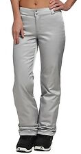 $170 NEW SPYDER 1o.OOOmm WINNER ATHLETIC FIT SKI PANTS WOMEN 14 REGULAR