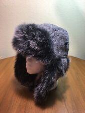 Ganka GKS II 74-PH-53 Large L Heatlocker Insulation Faux Wool Blend HAT Ear Flap