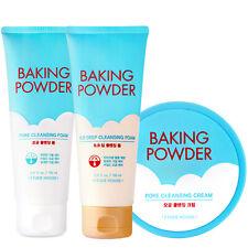 Etude House Baking Powder Cleansing Pore Foam/Pore Cream/B.B Foam