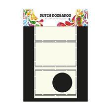 Dutch Doobadoo Card Art Template - Pop Up Circle 470.713.325