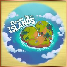 ⭐️ Eleven Islands - PC / Windows - BLITZVERSAND ⭐️