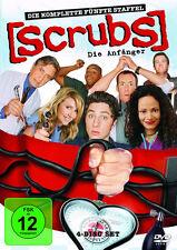 Scrubs: Die Anfänger - Die komplette 5. Staffel                        DVD   101