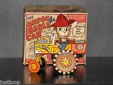 Vintage US Made Marx Milton Berle Car Tin Wind Up Toy W/Original Box, Excellent