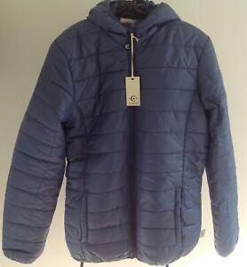 CERRUTI 1881 Blue Paded Coat. Size M