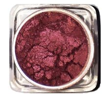 PERSIA Red Burgundy Natural Loose Mineral Eye Pigment Shimmer Shadow Ultimo!